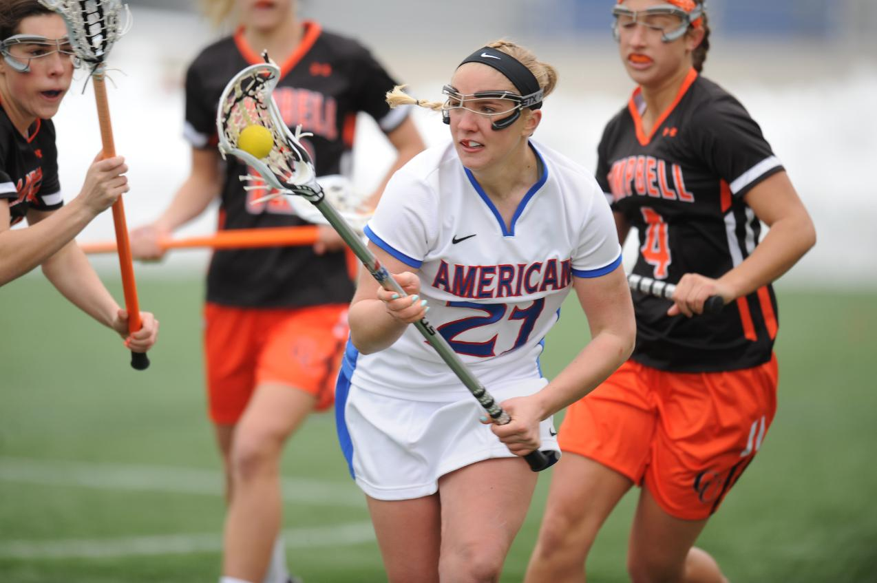 College Sports - On the Sidelines at American University