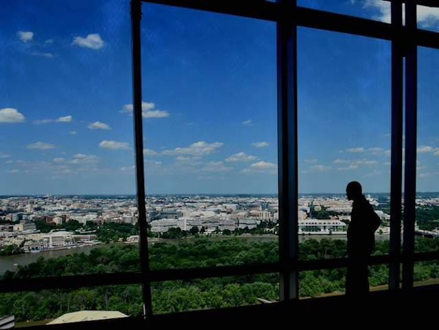 Overview of DC: A Photo Safari from the CEB Tower Observation Deck!