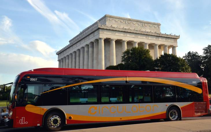 2016, February 19: The National Mall Experience: A Photo Safari By Circulator Bus!