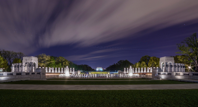Night Photography on the National Mall