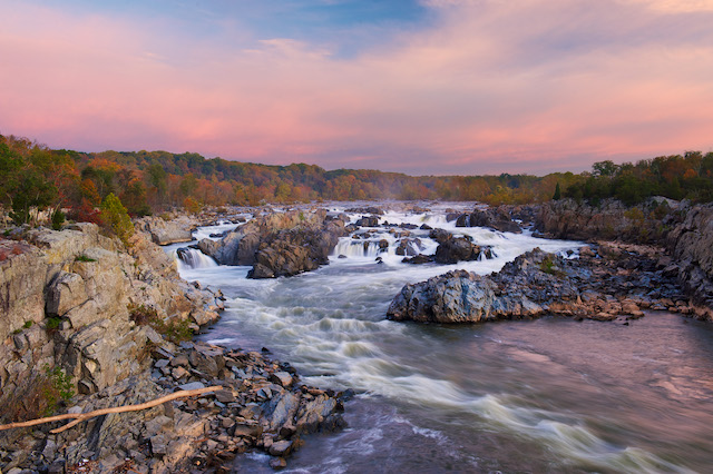 Waterfalls Of The Potomac