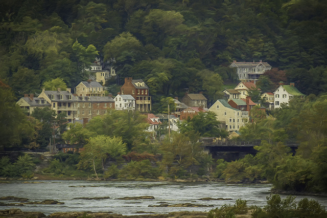 Autumn in Harpers Ferry