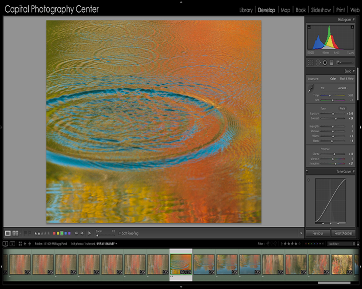 2016, July 30: The Lightroom Develop Module In Depth