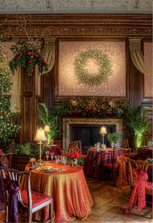 2014, December 5: Holidays at Longwood Gardens Field Shoot