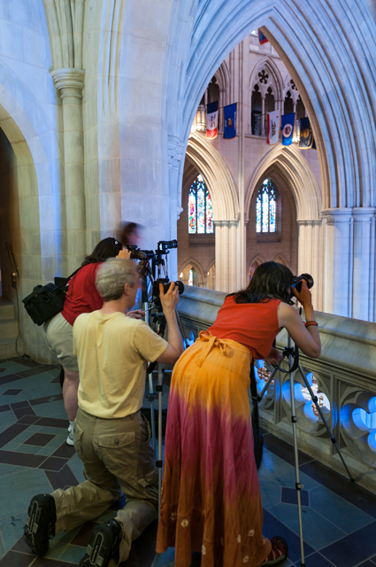 "2016, February 27: National Cathedral ""An Insider's View""  Postponed  from 1/24 snow"