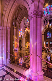 2016, June 18: Inside Exposure At Washington National Cathedral