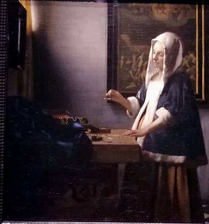 New! Vermeer and the Play of Light: A Photo Safari at the National Gallery of Art