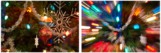 Holiday Lights In Abstract Slow Shutter >> Capital Photography Center Tips For Creative Holiday Photos