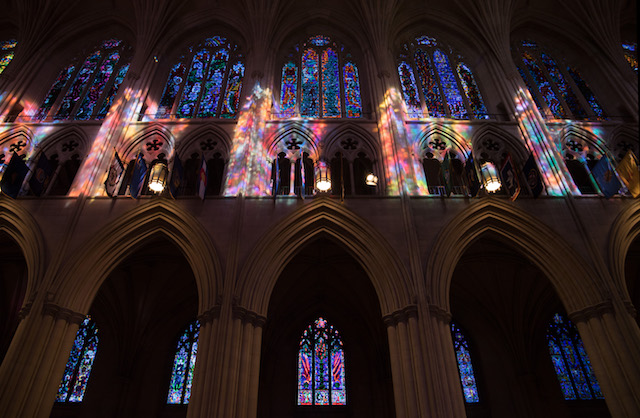 Early Morning Light at Washington National Cathedral-Brian Loggins