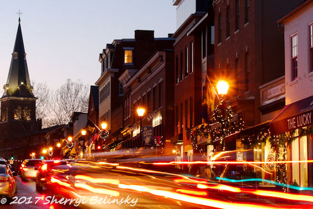 Holidays in Historic Annapolis-Sherryl Belinsky
