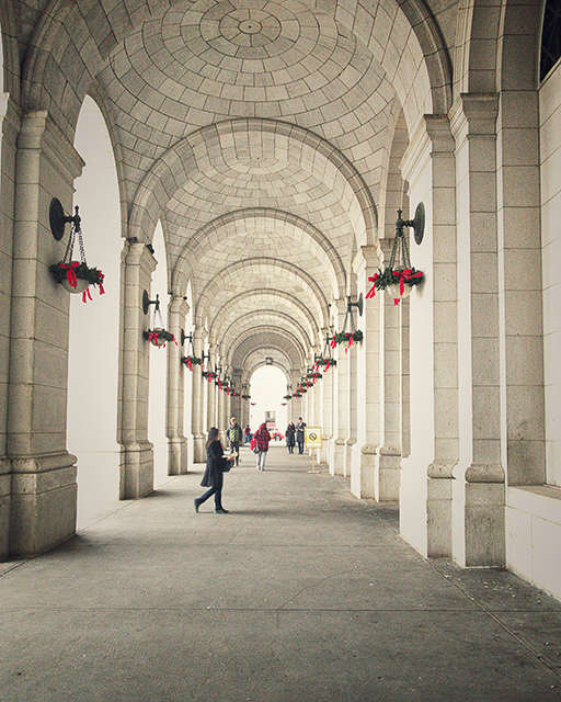 iPhone Photography - Union Station-Terry Rowe