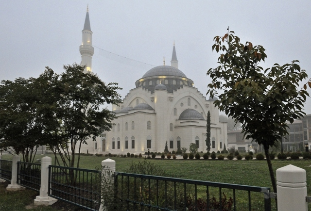 Diyanet Center Mosque-Carl Taylor