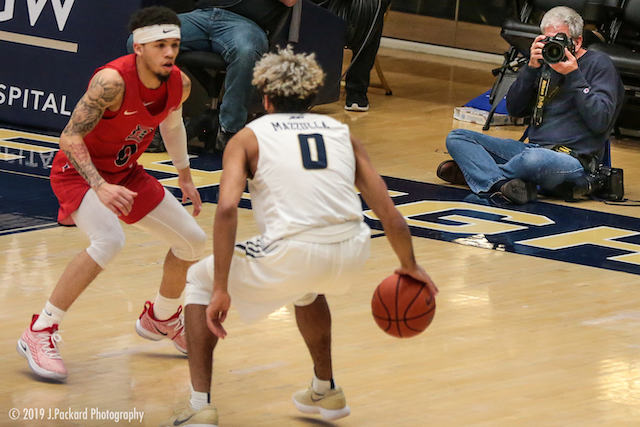 College Sports: GW Men's Basketball v. Duquesne-Jen Packard
