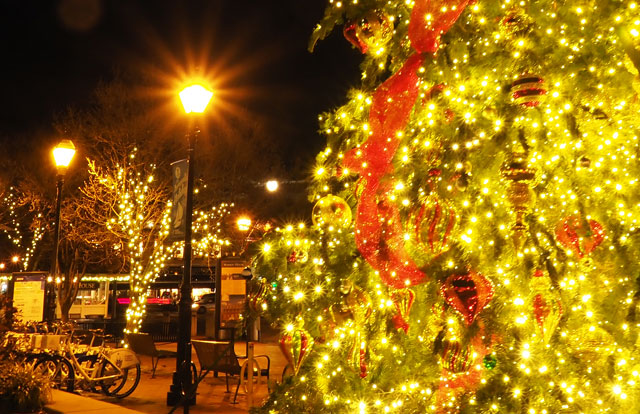 Holiday Time in Historic Annapolis-Leslie Buettner