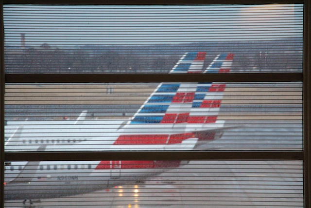 Twilight at Reagan National Airport Photo Safari-Tim Stahmer