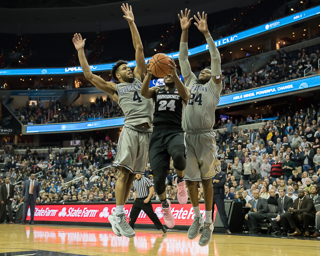 Sports Photography - Hoyas Basketball vs Providence-Tony Kazmierski