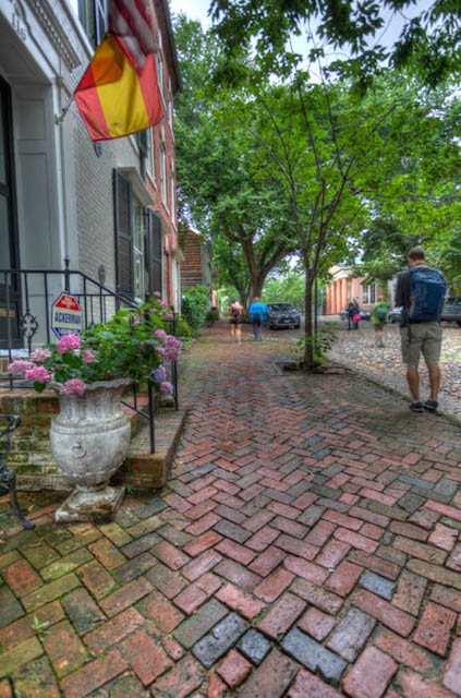 Fieldwork - Photography Basics in Old Town Alexandria-David Ponder