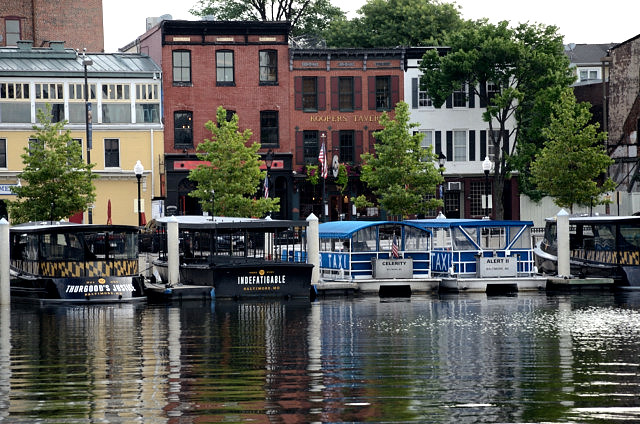 Historic Fells Point-Paul O'Rourke