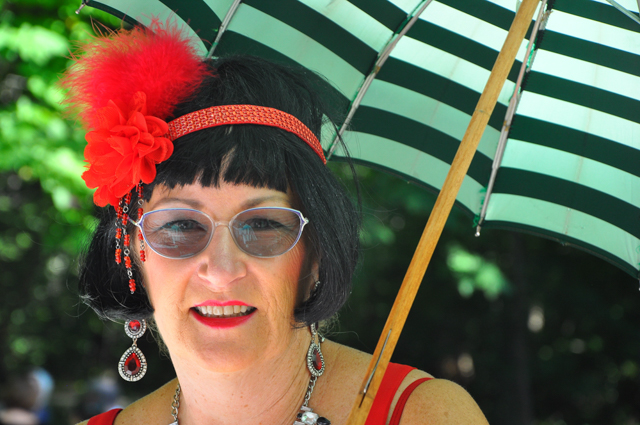 Photographic Storytelling featuring a 1920s Lawn Party-Kate Davis