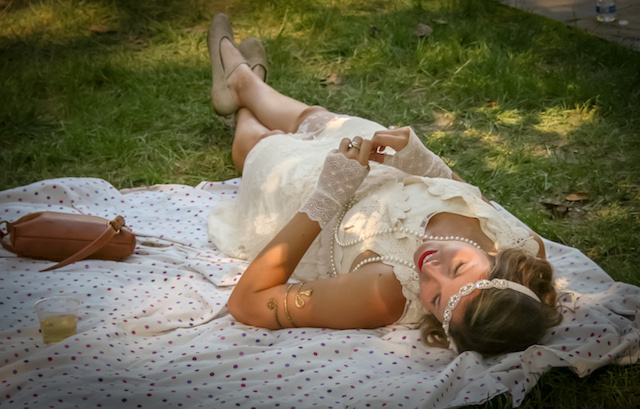 Photographic Storytelling featuring a 1920s Lawn Party-Yasmin Cupala