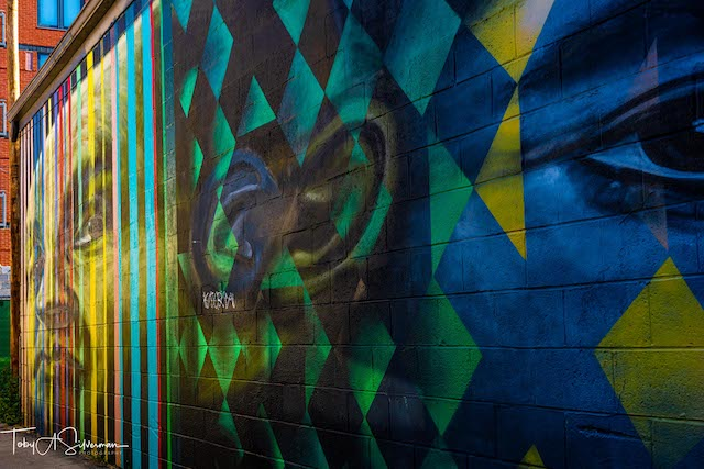 Street Art and Mural Photography-Toby Silverman