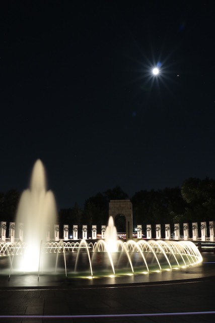 Night Photography on the National Mall-Cassandra Hetherington
