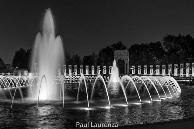 Night Photography on the National Mall-Paul Laurenza
