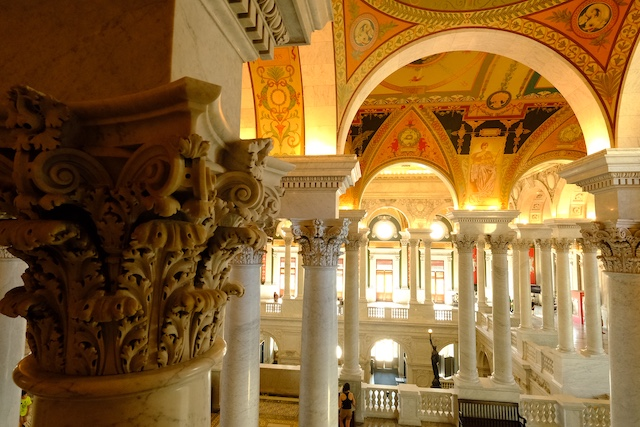 Library of Congress Photo Safari-Roland Fabia