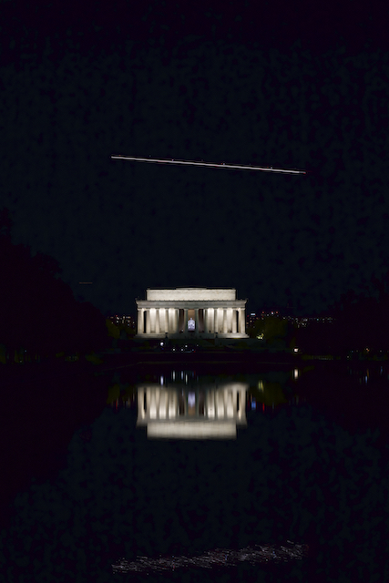 Night Photography on the Mall-Marjorie O'Brien