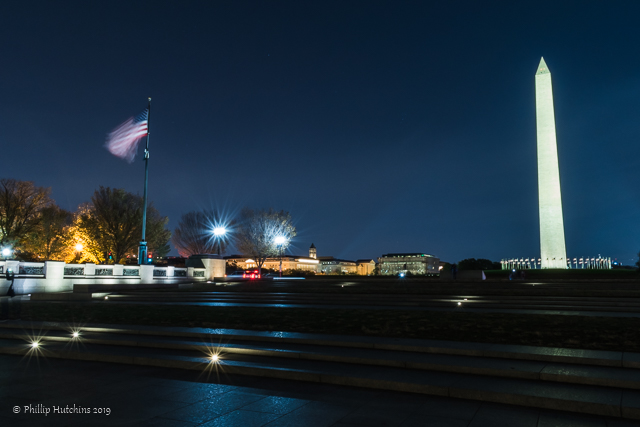 Night Photography on the Mall-Phil Hutchins