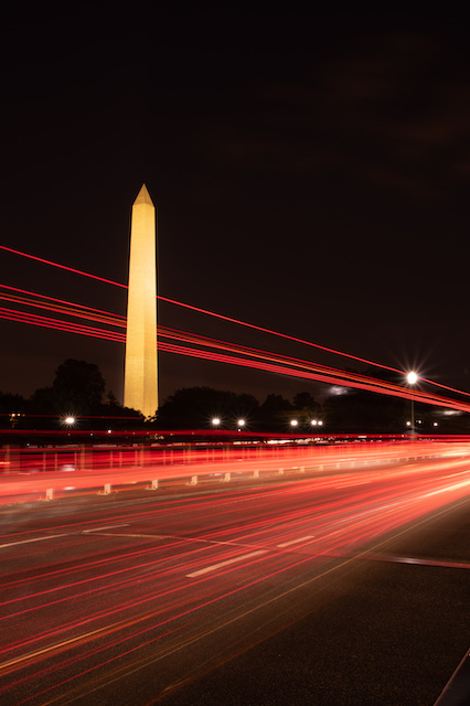Night Photography on the National Mall-Anita Feidler
