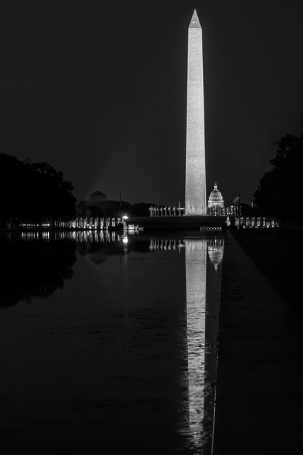 Night Photography on the National Mall-Douglas Acton