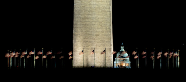 Night Photography on the Mall-Courtney Wilson