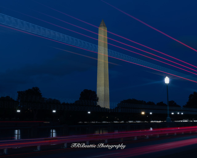 Night Photography on the Mall-Tracy Beattie