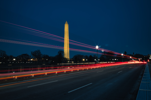 Night Photography on the National Mall-Kevin Burns
