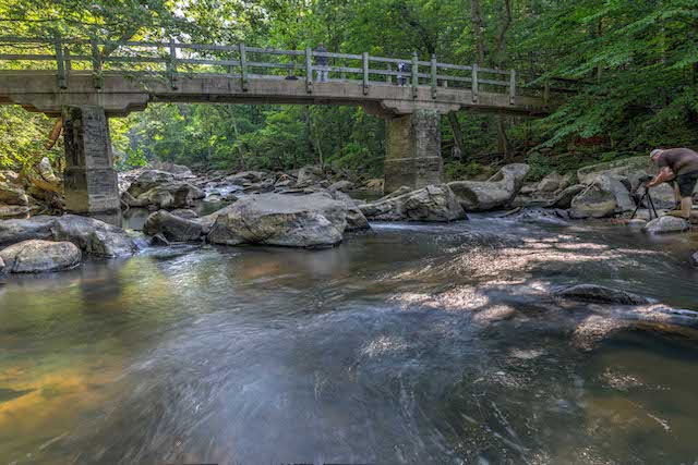 Rock Creek Park Adventure-David Ponder