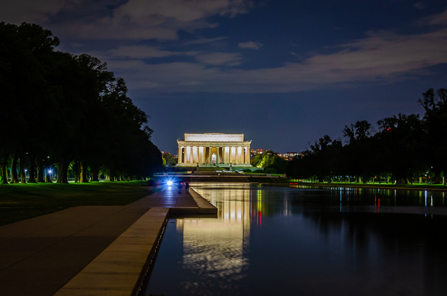 Night Photography on the National Mall-Derek Steele