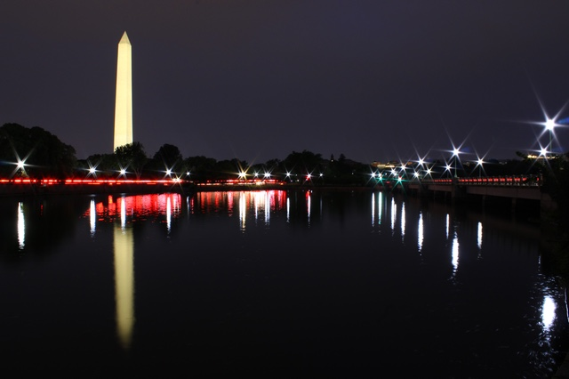 Night Photography on the National Mall-Leandro Bianchini