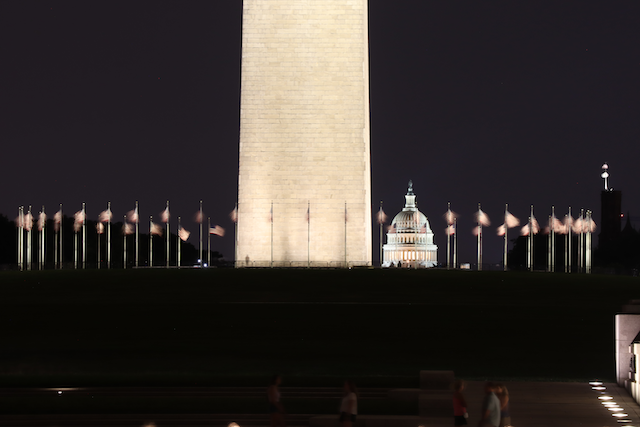 Night Photography on the National Mall-Leslee Bollea