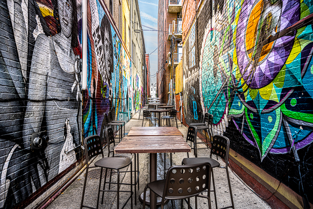 Street Art and Mural Photography-Lisa Getter