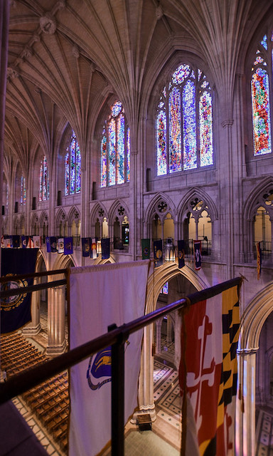 National Cathedral - An Insider's View-Hasel Monge
