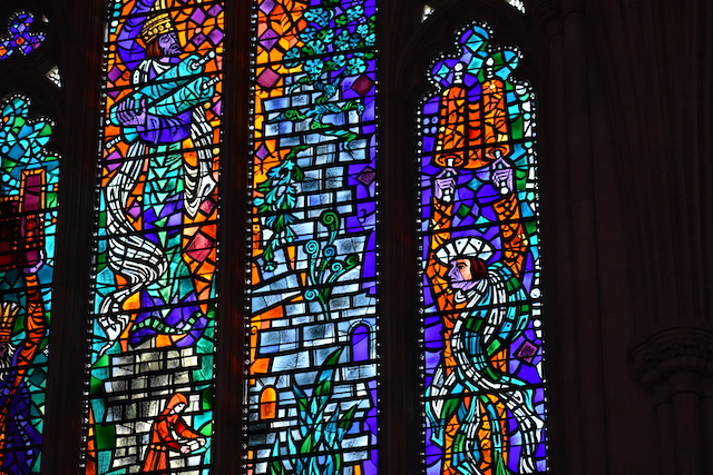 National Cathedral - An Insider's View-Noelle Kunkler