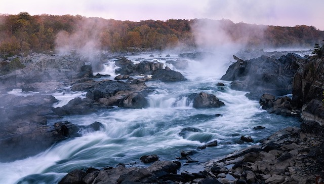 Waterfalls of the Potomac-Carol Rogers