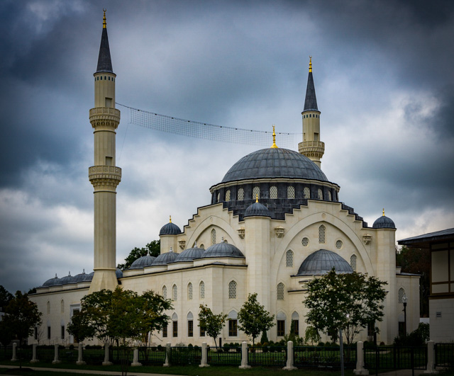 Diyanet Center Mosque-Debra Meehan Prior