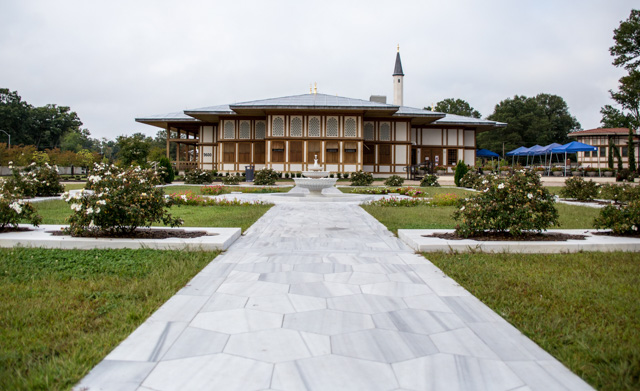 Diyanet Center Mosque-Ed Stern
