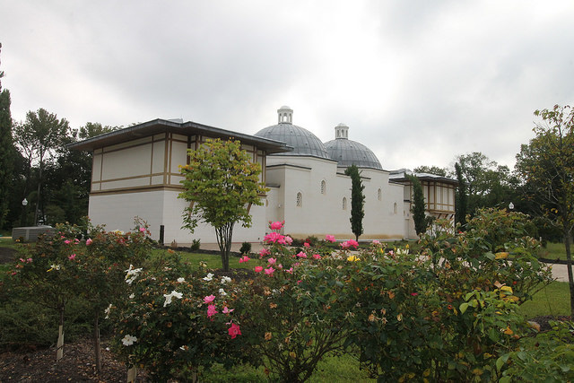Diyanet Center Mosque-L. Heidi Primo