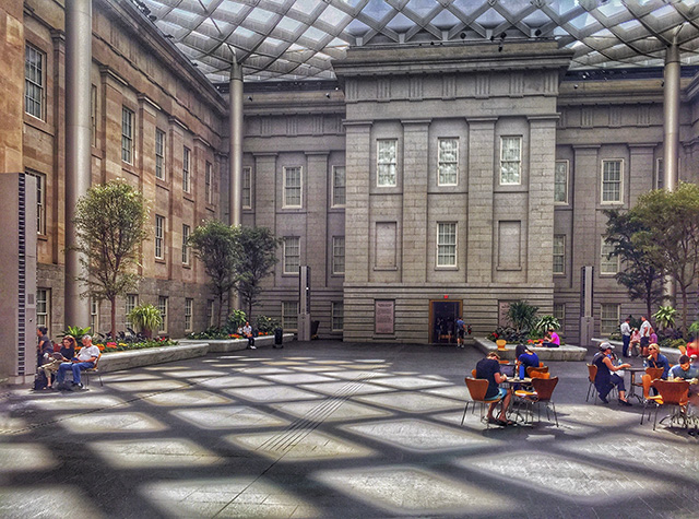 iPhone Photography at the National Gallery of Art-Lionel Miller